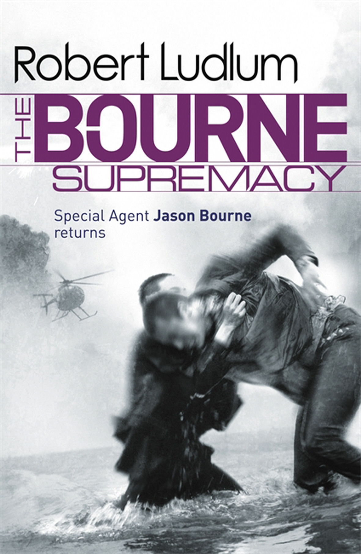 the bourne supremacy novel the bourne directory