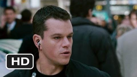 The Bourne Ultimatum (2 9) Movie CLIP - Ross and Waterloo (2007) HD-0
