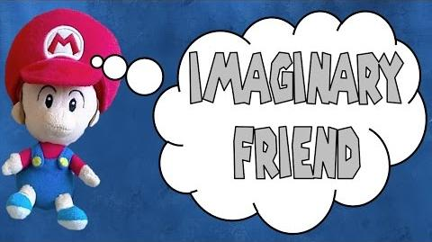 Baby Mario's Imaginary Friend