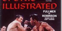 Sugar Ray Robinson/Magazine covers