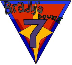 Bradly's Double 7 Logo