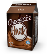 Chocolate Milk Box