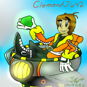One of the best clementj642 by cwandarts1999-d62nvk3-1