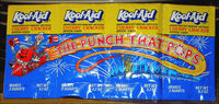 Kool-Aid Cherry Cracker flavor packet 1991