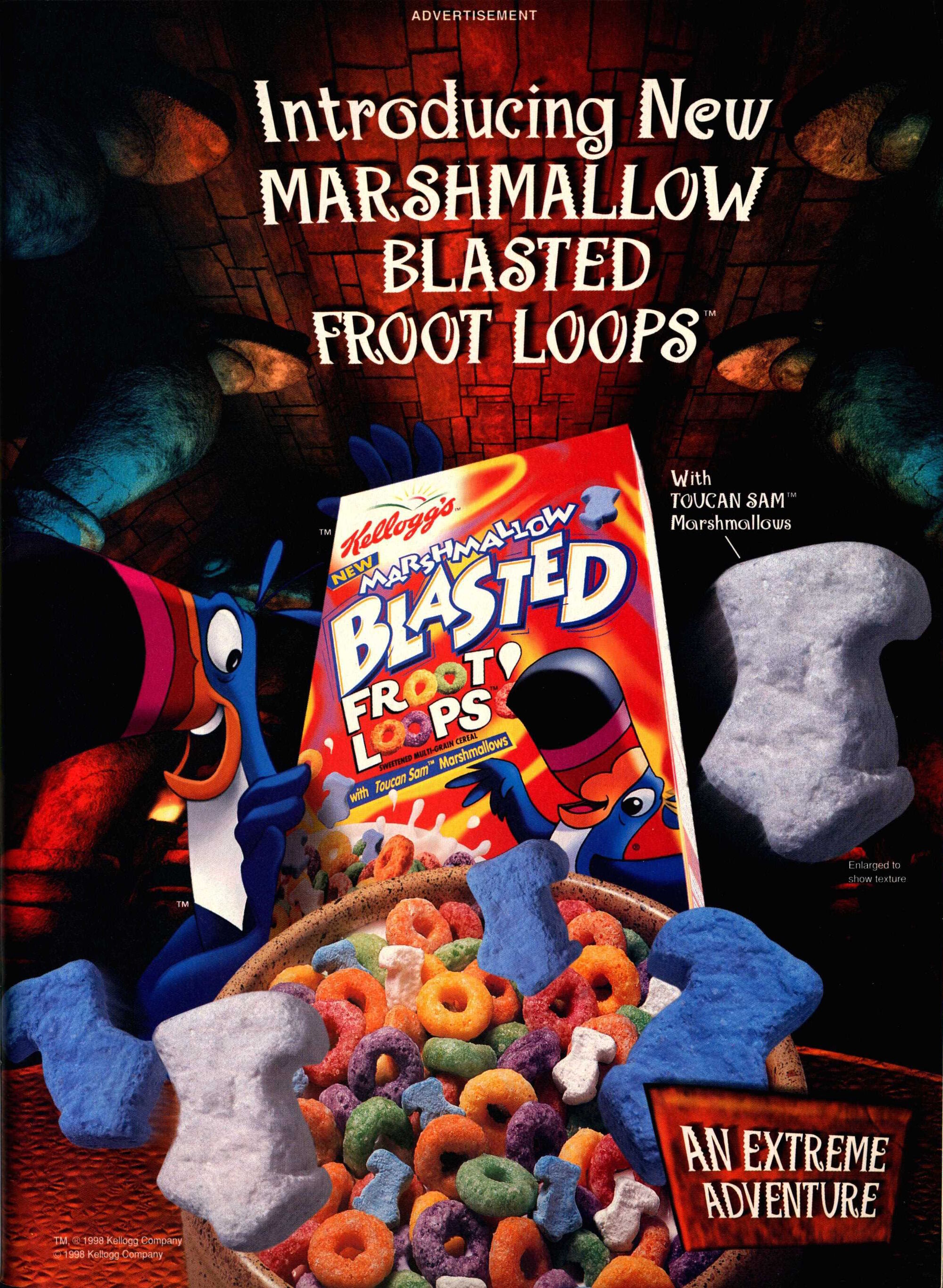 Froot Loops Cereal Bars Category:Kellogg's | p...