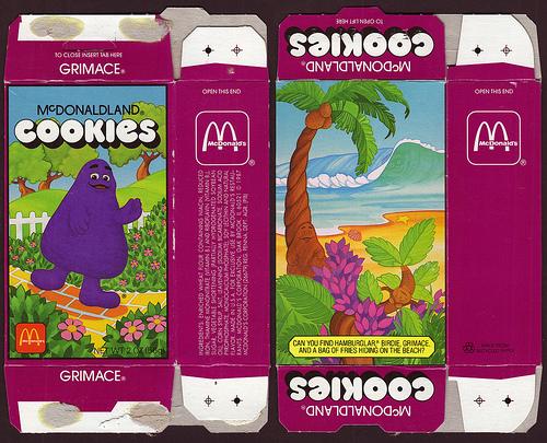 File:McDonald's McDonaldland Cookies box (Grimace) 1987.jpg