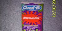 Nickelodeon Ice Mint Splash toothpaste