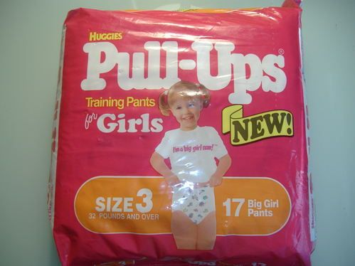 File:Huggies Pull-Ups for girls size 3 bag 1992.jpg