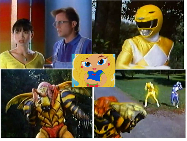 File:Trini and Billy Fight with Grumble Bee in We Need A Hero Music Video - As Baby Cloe - by mmprfan2012.png