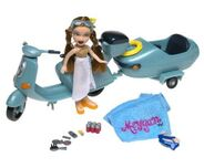 Lil' Bratz Spring Break Blitz Meygan Doll with Exclusive Beach Bike