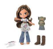 Bratz Kidz 3rd Edition Yasmin Doll