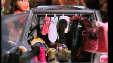 Lil' Bratz Lil' Coupe Commercial! (2003)
