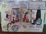 Lil' Bratz Sno Fun Ski Lodge Back