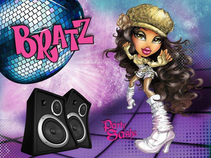 image bratz party sasha wallpaperjpg bratz wiki