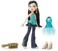 Bratz Passion 4 Fashion 2nd Edition Jade Doll