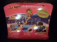 Lil' Bratz Spring Break Blitz Beach Bike with Exclusive Spring Break Blitz Meygan