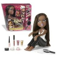 Bratz The Movie Funky Fashion Makeover Sasha