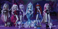 Midnight Beach (doll assortment)