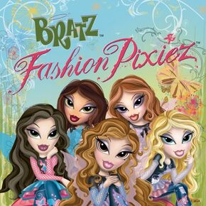 Bratz Fashion Pixiez album cover
