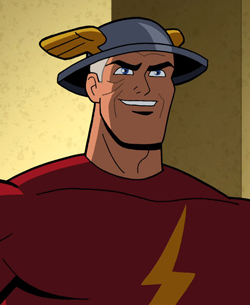 jay garrick flash coloring pages - photo#38