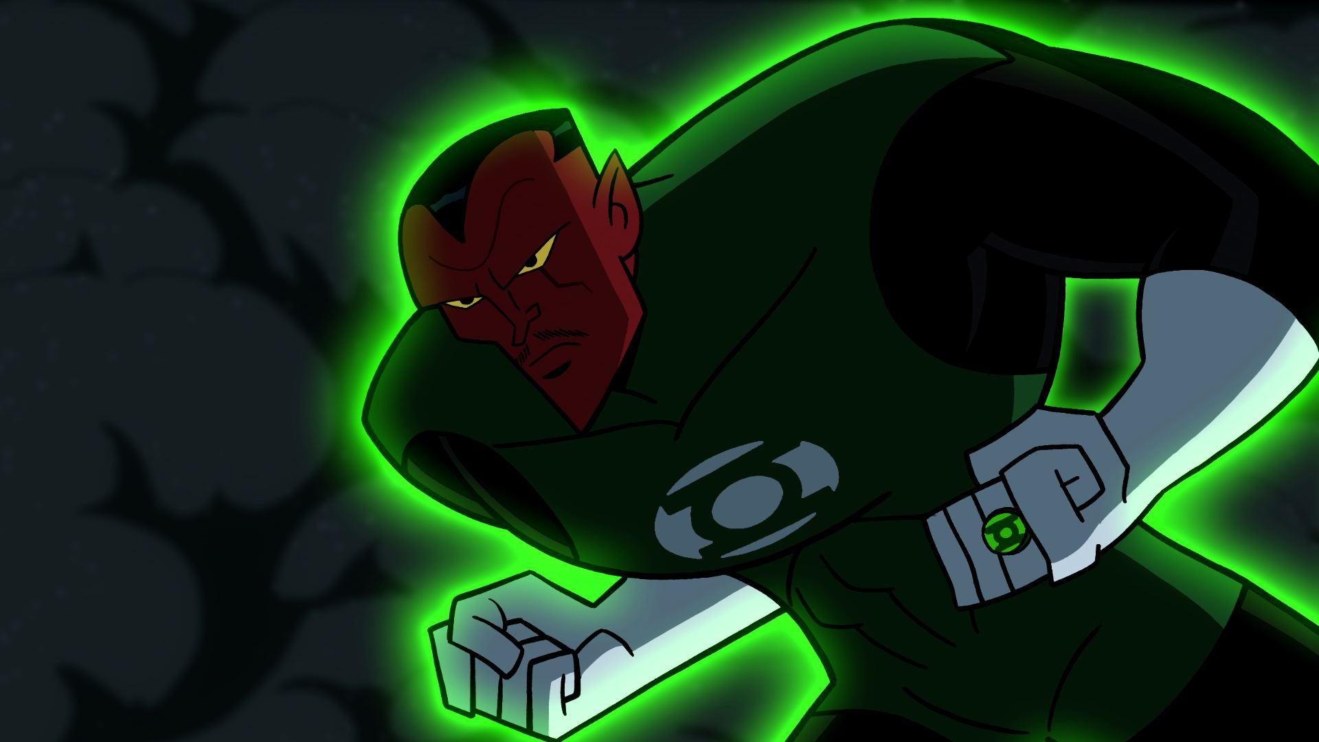 Ring Power Green Lantern Song