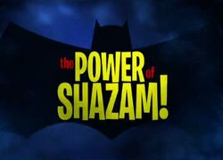 The Power of Shazam!