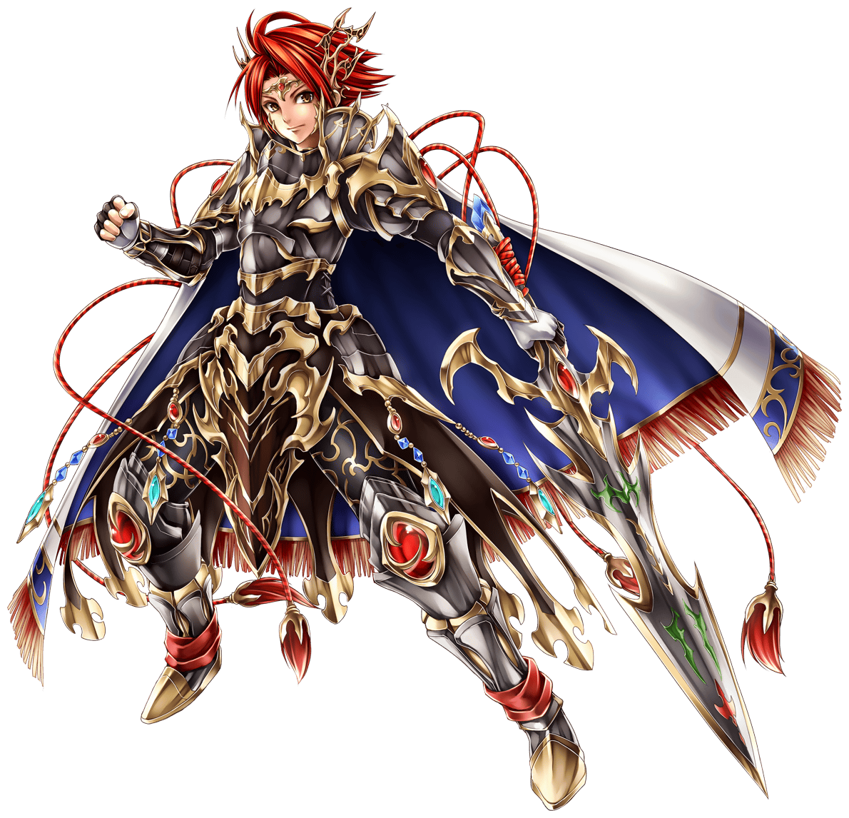 Beiorg Character Brave Frontier Wiki Fandom Powered - Www