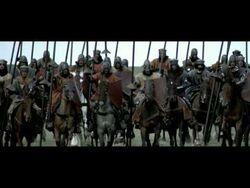 English Cavalry
