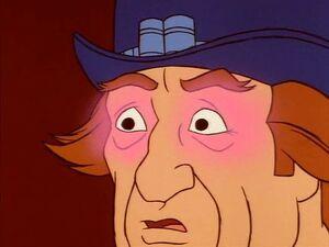 Fred had Kerium Fever