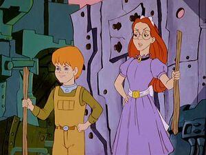 Brian and Judy