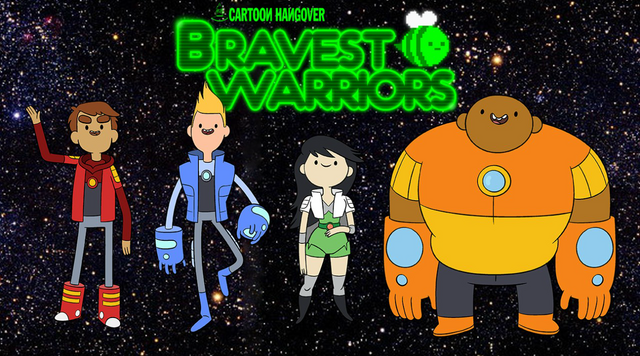 File:Bravest Warriors official designs.png