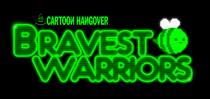 Bravest Warriors official logo