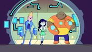Bravest Warriors Ep 8 season 1 - Dan Before Time 0012