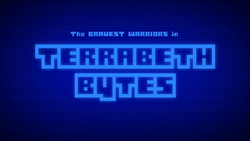 Terrabeth Bytes Title Card