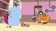 Dramabug catbug minisode - geek week premiere on cartoon hangover 003 0005