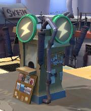 Kiosk open speed brawl factory