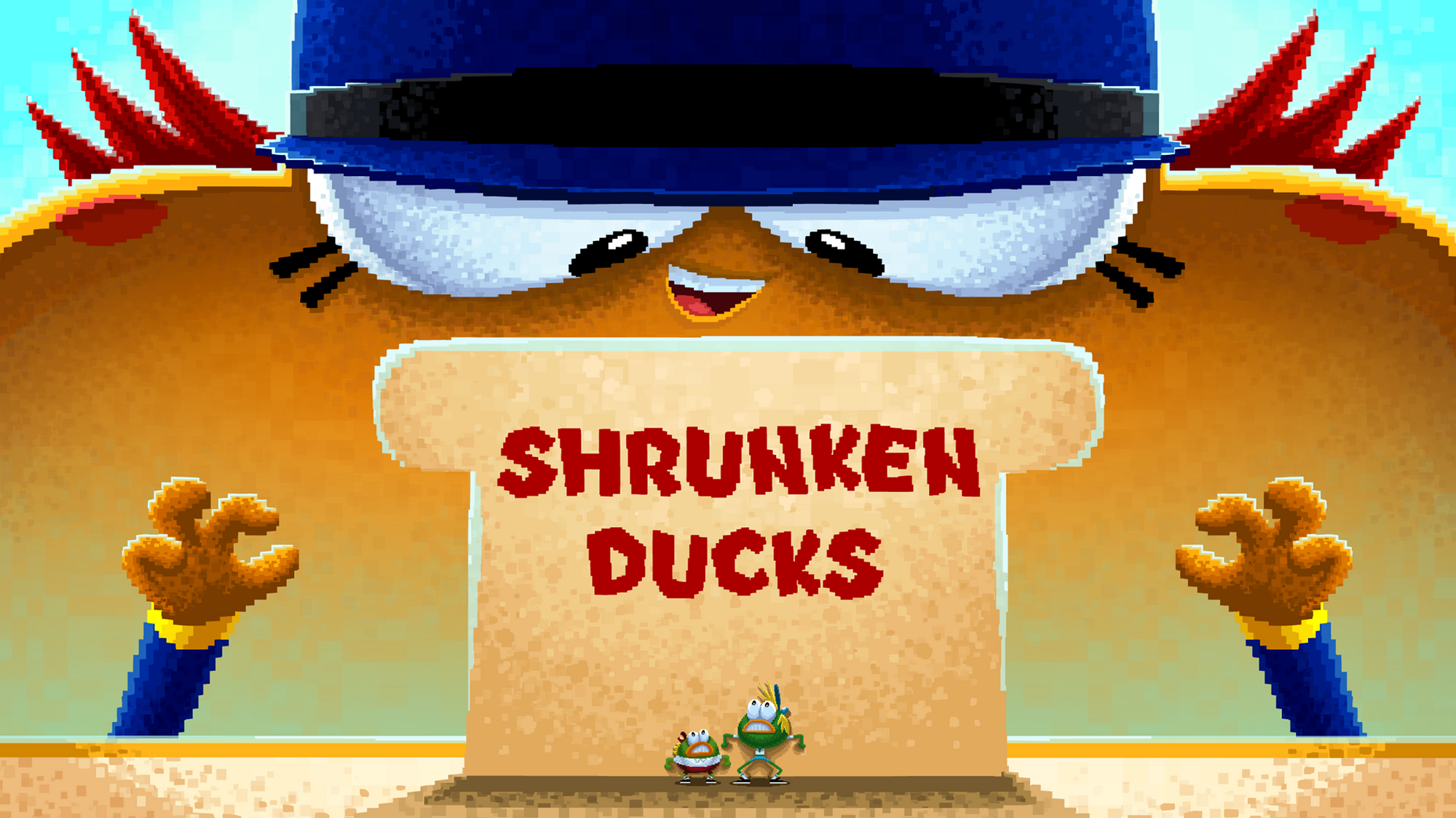 Best Wake Up Songs Video Shrunken Ducks Breadwinners Wiki Fandom
