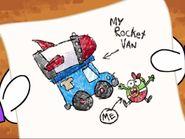 Buhdeuce's Rocket van picture