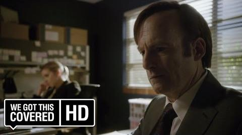 "Better Call Saul Season 3 ""Crisis Averted"" Clip HD Bob Odenkirk, Giancarlo Esposito"