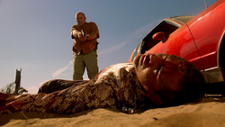 2x2 Hank kills Tuco