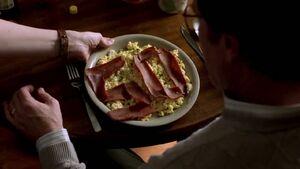 1x01 - Veggie Bacon