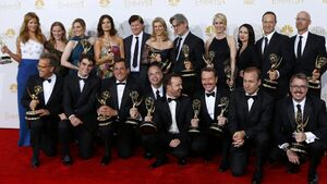Breaking Bad 2014 Emmys 1