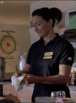 Lucy - waitress