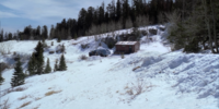 Walt's New Hampshire Cabin