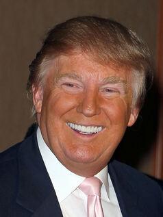 Donald trump smle veneers