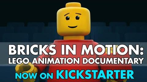 Bricks in Motion The Documentary (Kickstarter Promo)