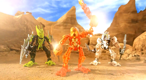 Bionicle Stars video frame