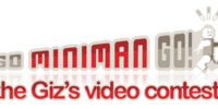 Go Miniman Go! Video Contest