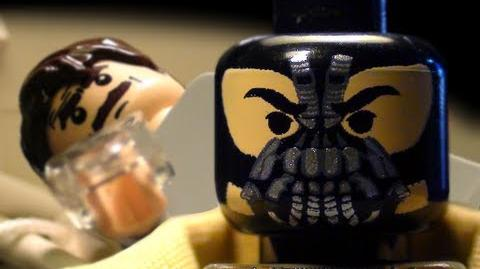 The Dark Knight Rises TRAILER 1 in LEGO!
