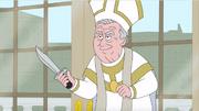 Pope evil